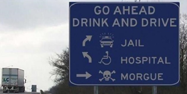 road signs, funny, stupid