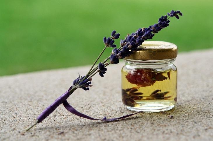 Uses - Lavender - Oil