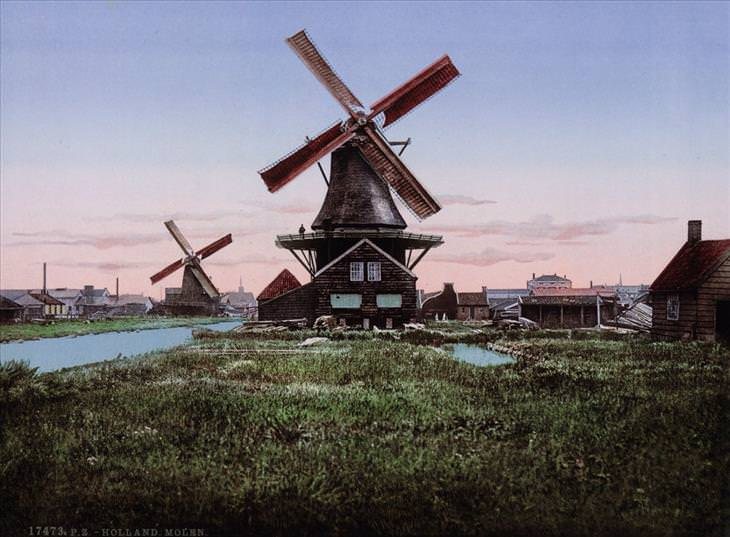 Holland Vintage Photos