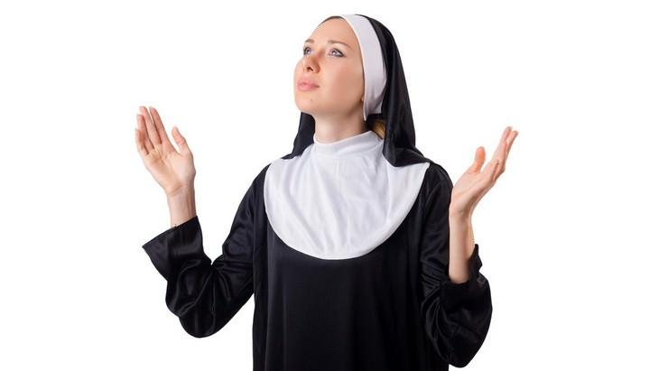 nuns, rude, cheeky, joke