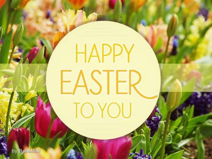 easter, greeting card,