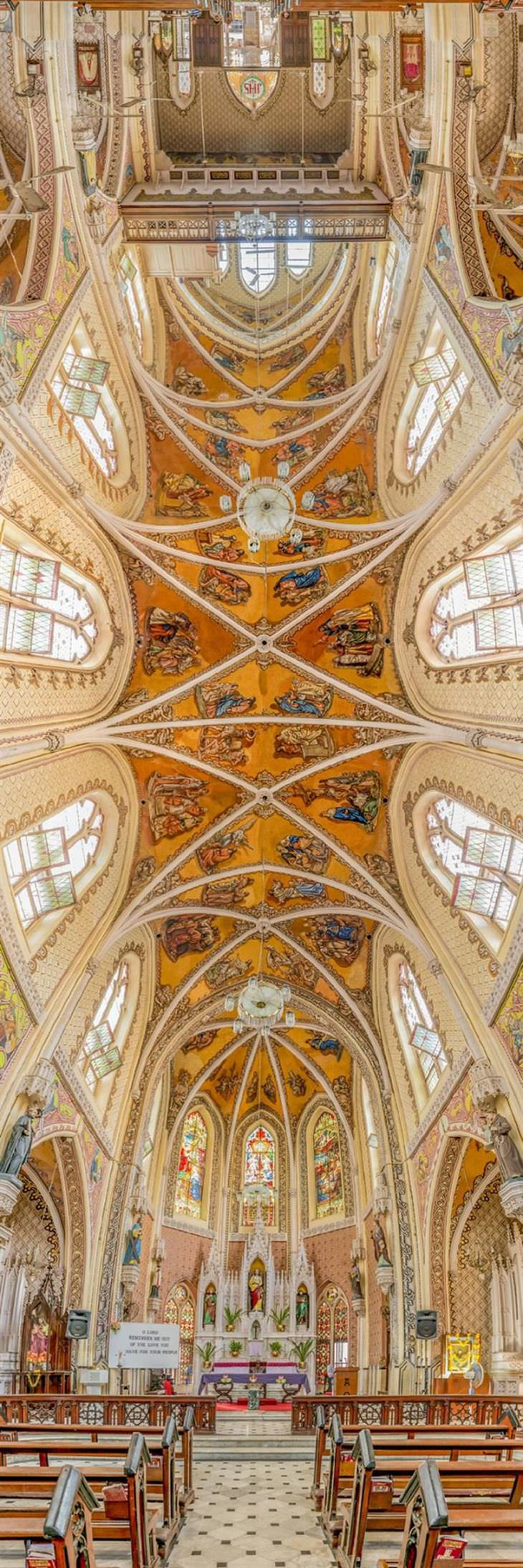 church ceilings