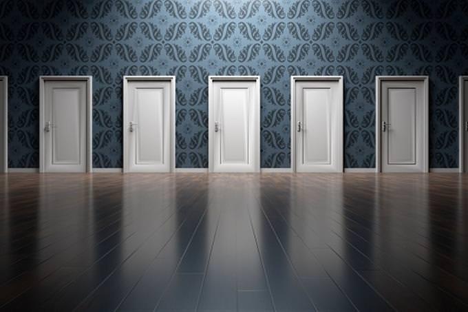 Portas fechadas