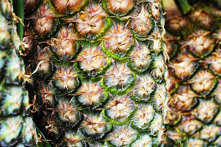Remedies for cellulitis: pineapple