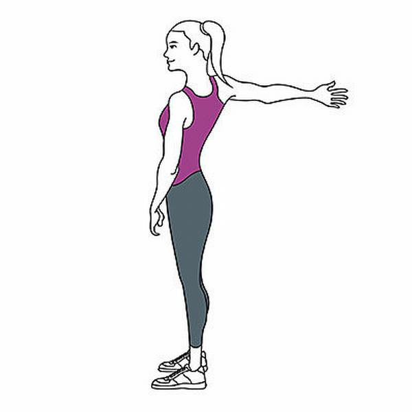 stretches for pain