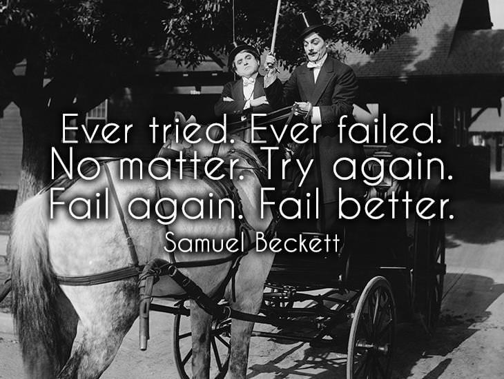 Fail Better.