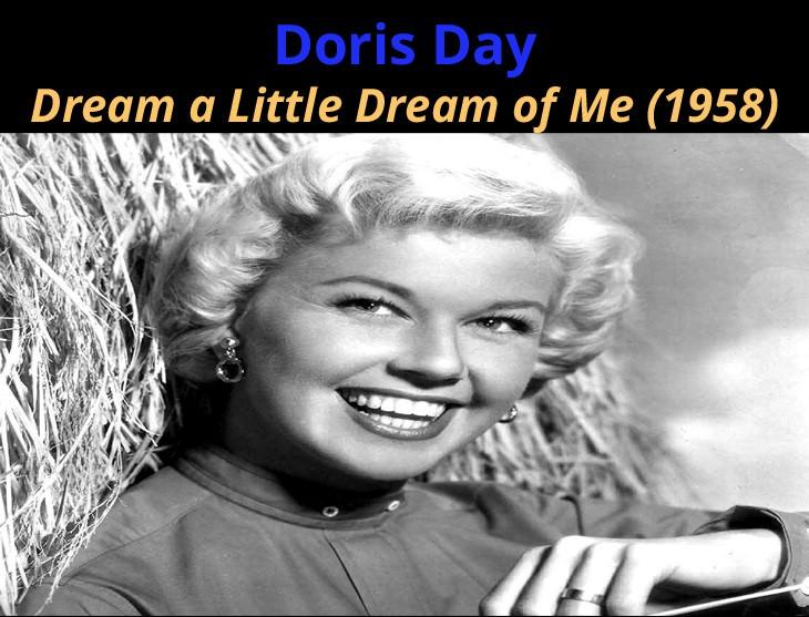 "doris day ""dream a little dream of me"" lyrics"