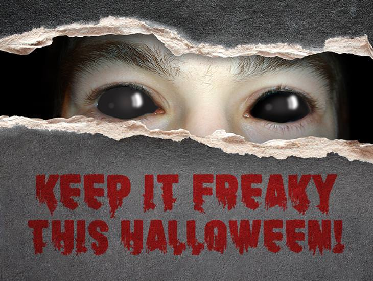 Keep It Freaky This Halloween!