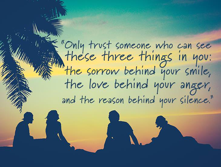 Only Trust Someone Who Can See These Three Things.