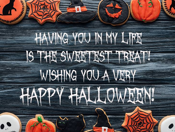 Wishing You A Very Happy Halloween!
