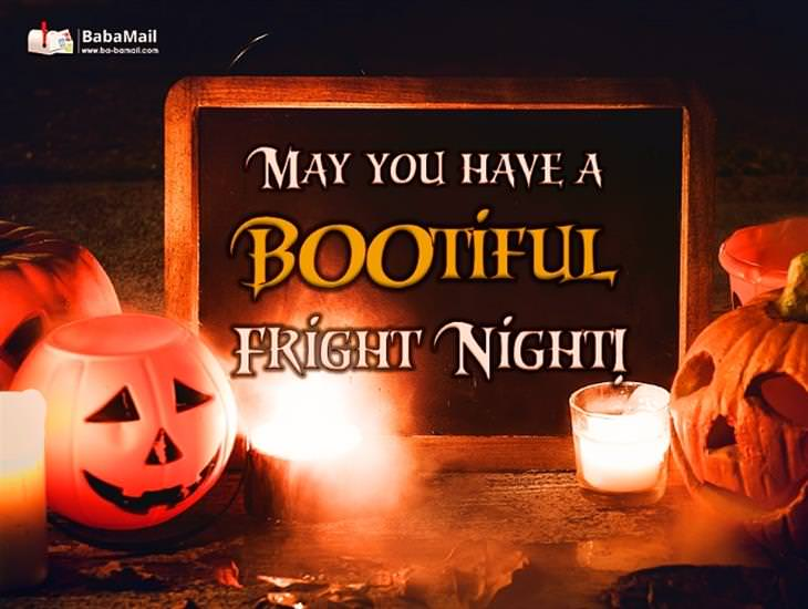 May You Have a BOOtiful Halloween