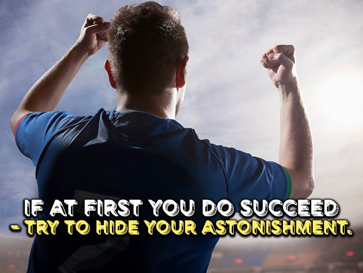 If At First You Succeed