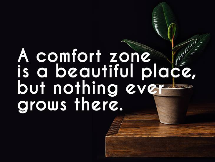 The Cons Of A Comfort Zone