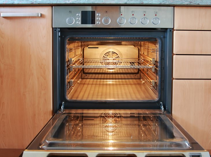 Oven Mistakes