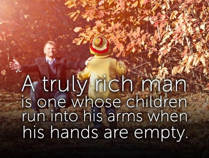 A Truly Rich Man