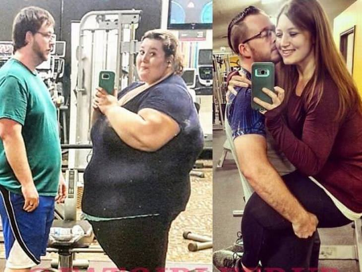 couples who lose weight together