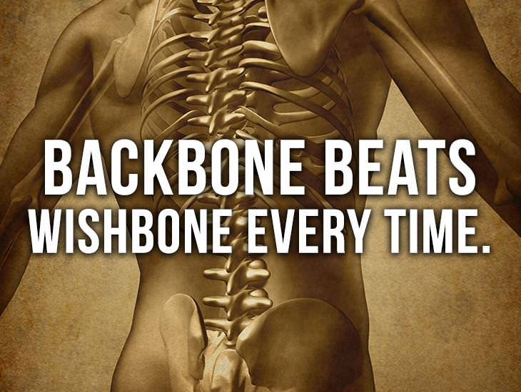 Backbone Beats Wishbone Every Time