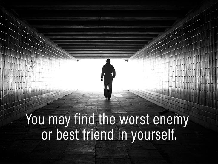 What You Find In Yourself