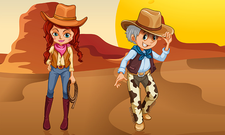 I See By My Get-Up: (That I Am A Cowboy)