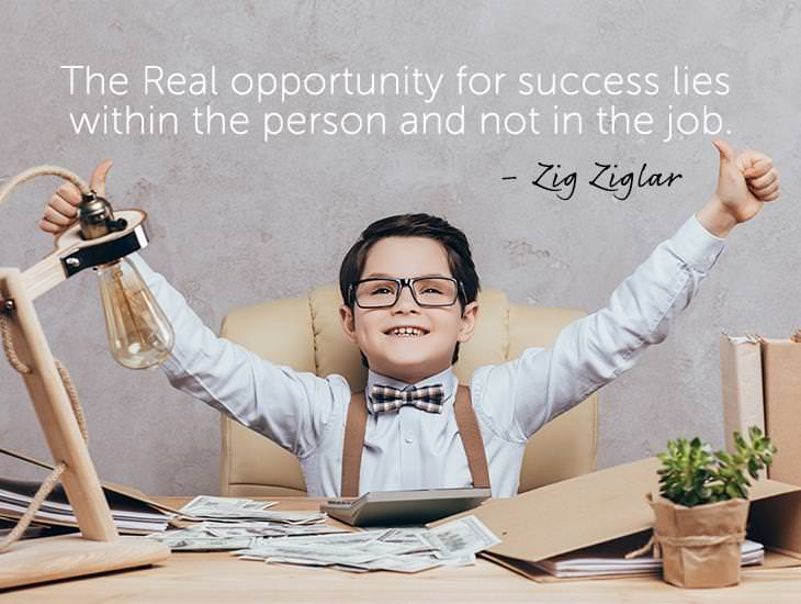 The Real Opportunity for Success