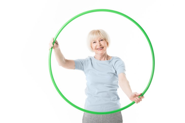 Exercising Over 50