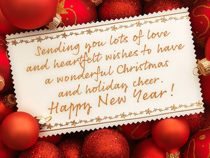 Sending You Lots Of Love This Holiday Season!