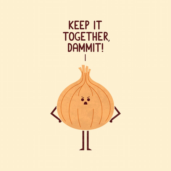 onion telling you to stop crying
