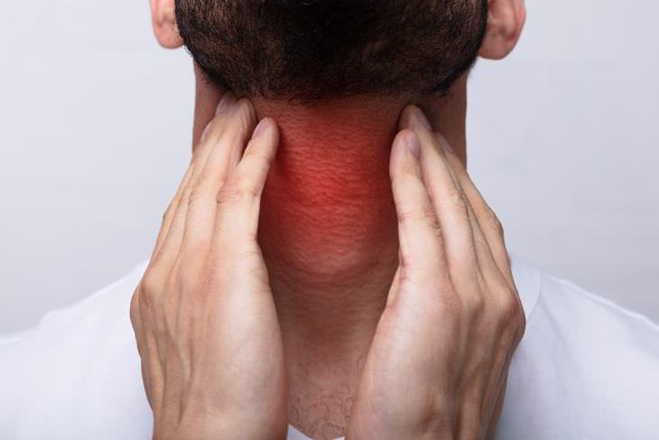 Causes of a Lump on the Neck or Behind the Ear | Health