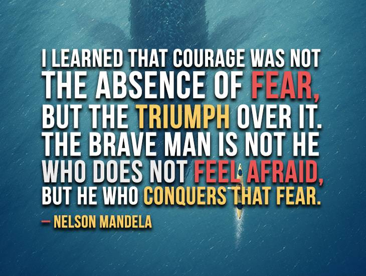 What I've Learned From Courage