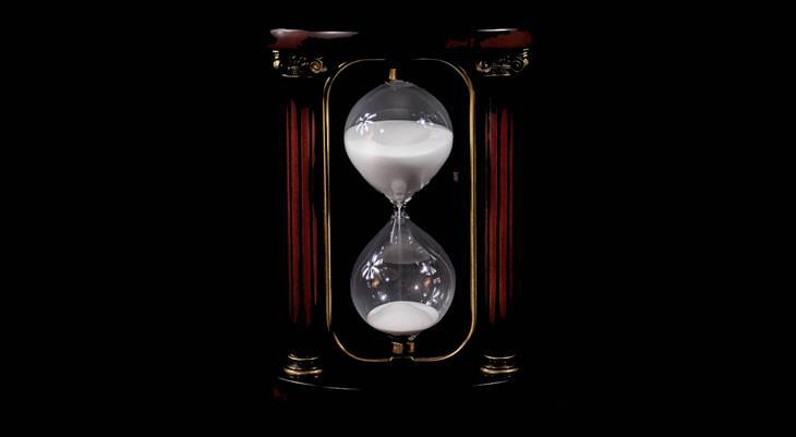 habits: sand timer