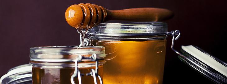 dry skin treatments: honey