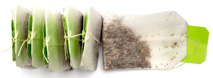 Fake foods: tea bags