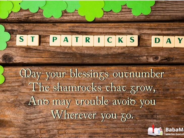 This St Patrick's Day, May You Be Blessed with Luck