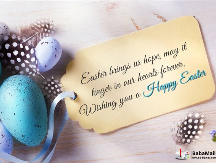May the Hope of Easter Linger in Your Heart
