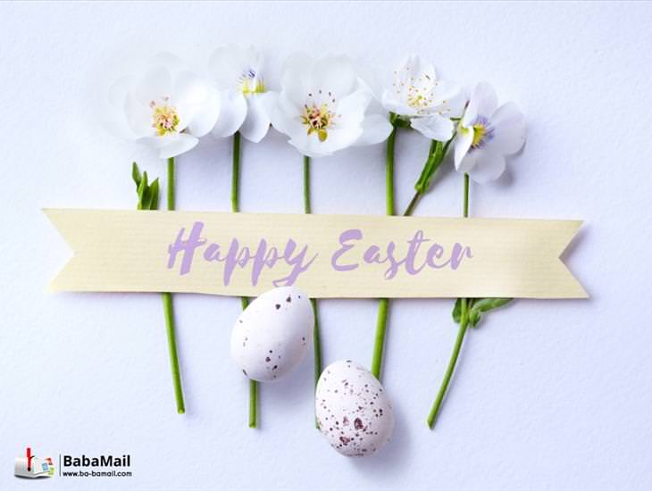 Just Wanted to Wish You a Happy Easter!