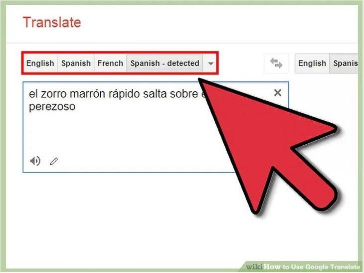 Google Translate Guide
