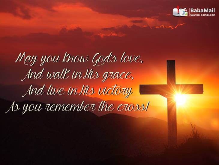 May God's Love Be With You This Easter