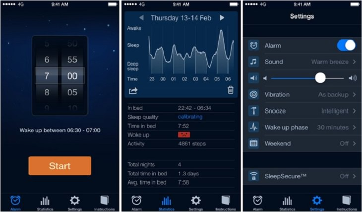Great Sleep Apps