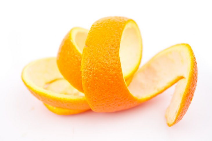 Many Benefits of Orange Peels