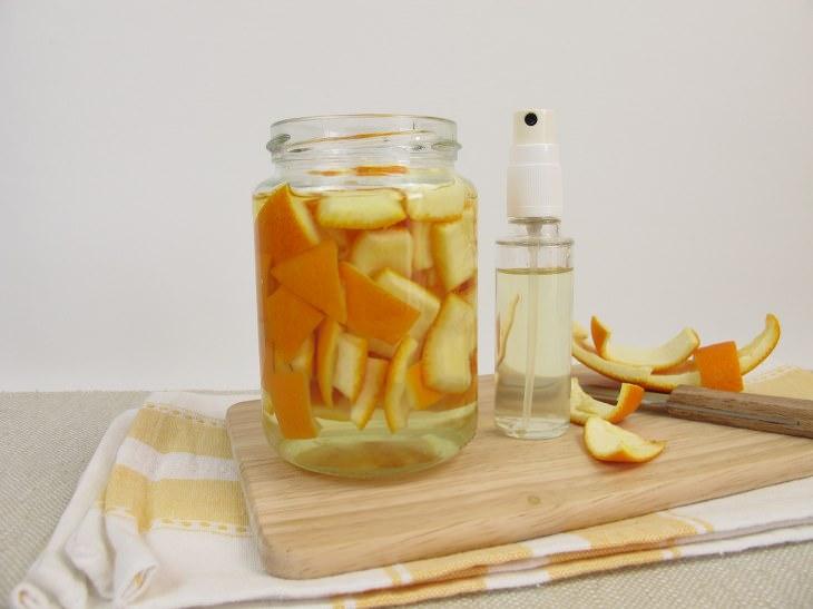 Orange Peel Uses and Tips