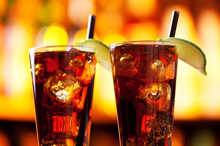 Healthier cocktails