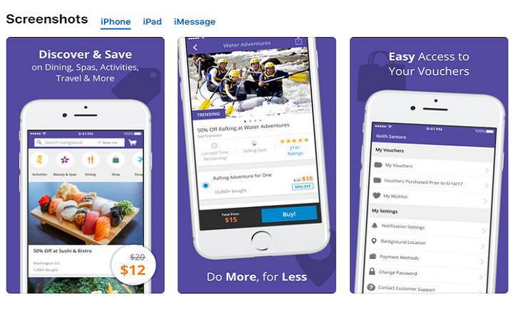 Restaurant Apps to Save Money