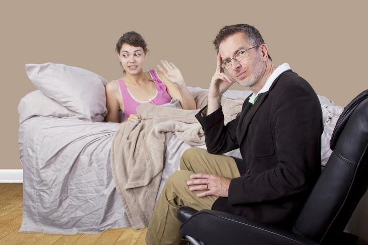 Dating-boyfriends dad
