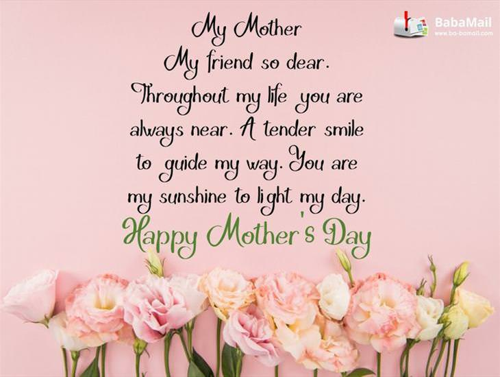A Poem For You My Dearest Mother