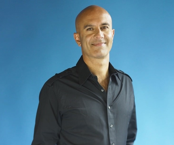 Robin Sharma's rules to success
