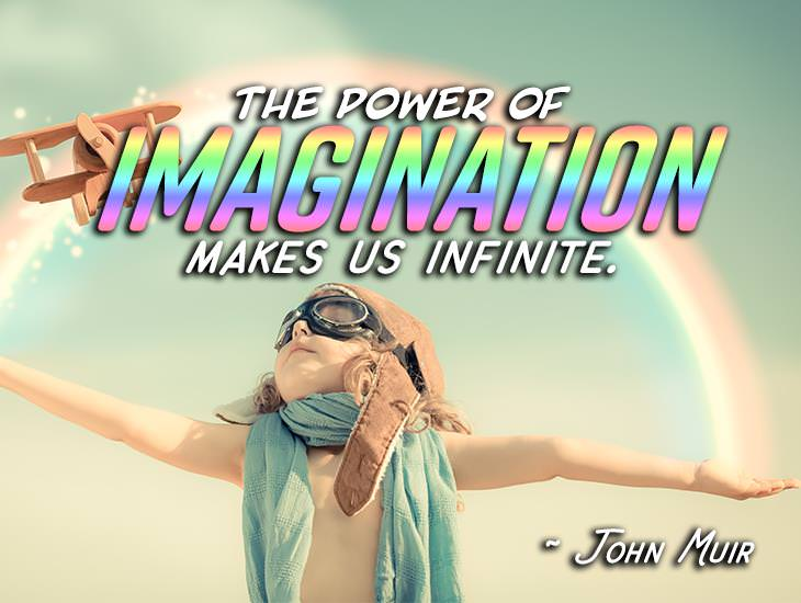 Imagination is a Powerful Thing