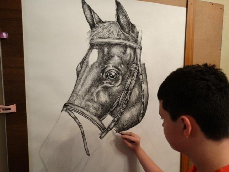 Fantastic Animal Drawings