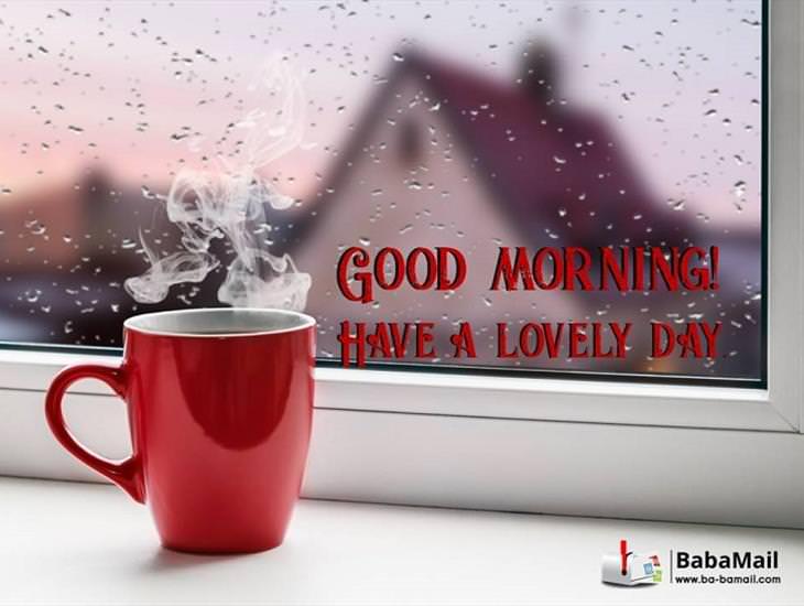 Wishing You a Good Morning!