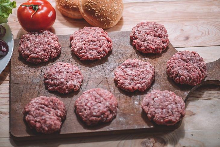 Hamburgers and Salt