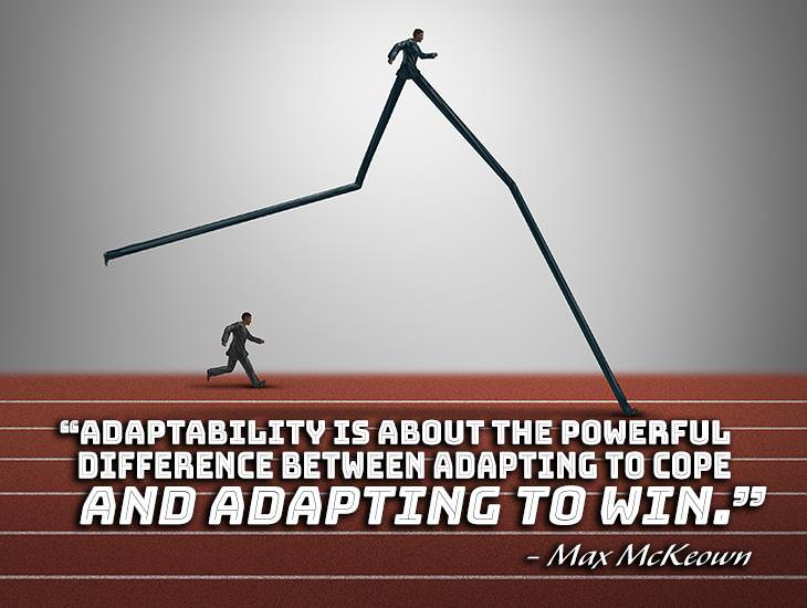 This is What Adaptability is All About!